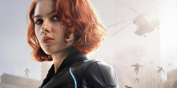 Avengers 2 Age Of Ultron Black Widow Poster