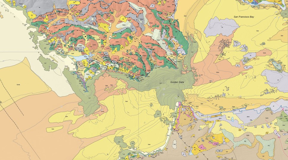 Offshore-and-Onshore-Geology-and-Geomorphology,-Offshore-of-San-Francisco-Map-Area,-California
