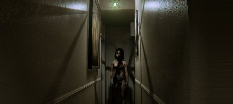This upcoming horror game looks really, really scary and