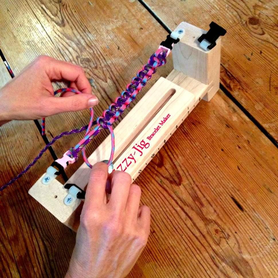 Jig For Making Paracord Bracelets Boing Boing