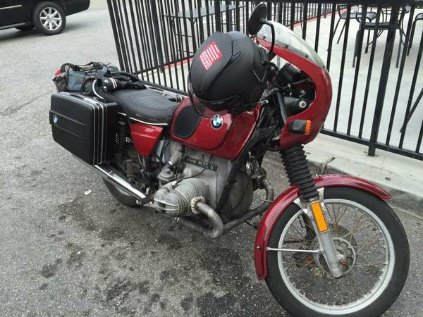 For Sale: 1975 BMW R75/6,