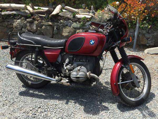 for sale 1975 bmw