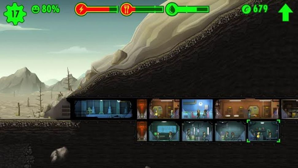 Fallout Shelter Nostalgia >> Fallout Shelter Makes You Shut Tiny Happy People Underground In A