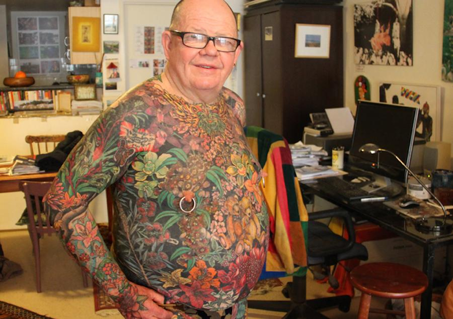 Preserving tattoos after death  Boing Boing
