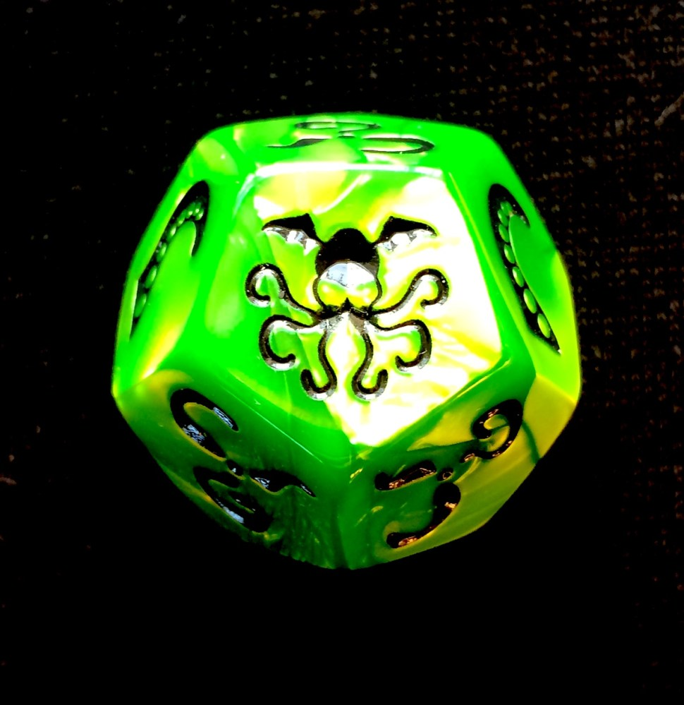 Cthulhu Dice Curse Your Opponents Before You Lose All Your Marbles