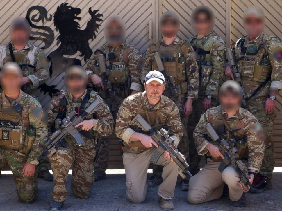 Cia Grs Wallpaper: Former Navy Seal Says CIA Operatives Turned On Him Because