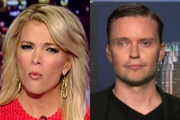 Fox News anchor Megyn Kelly is annoyed that this Satanist is