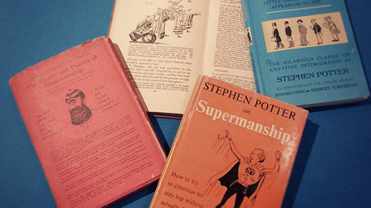 Gamesmanship and the strange little books that taught me how to win at everything