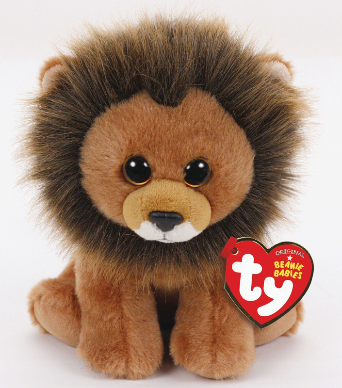 Cecil The Lion To Be Immortalized As A Beanie Baby Boing