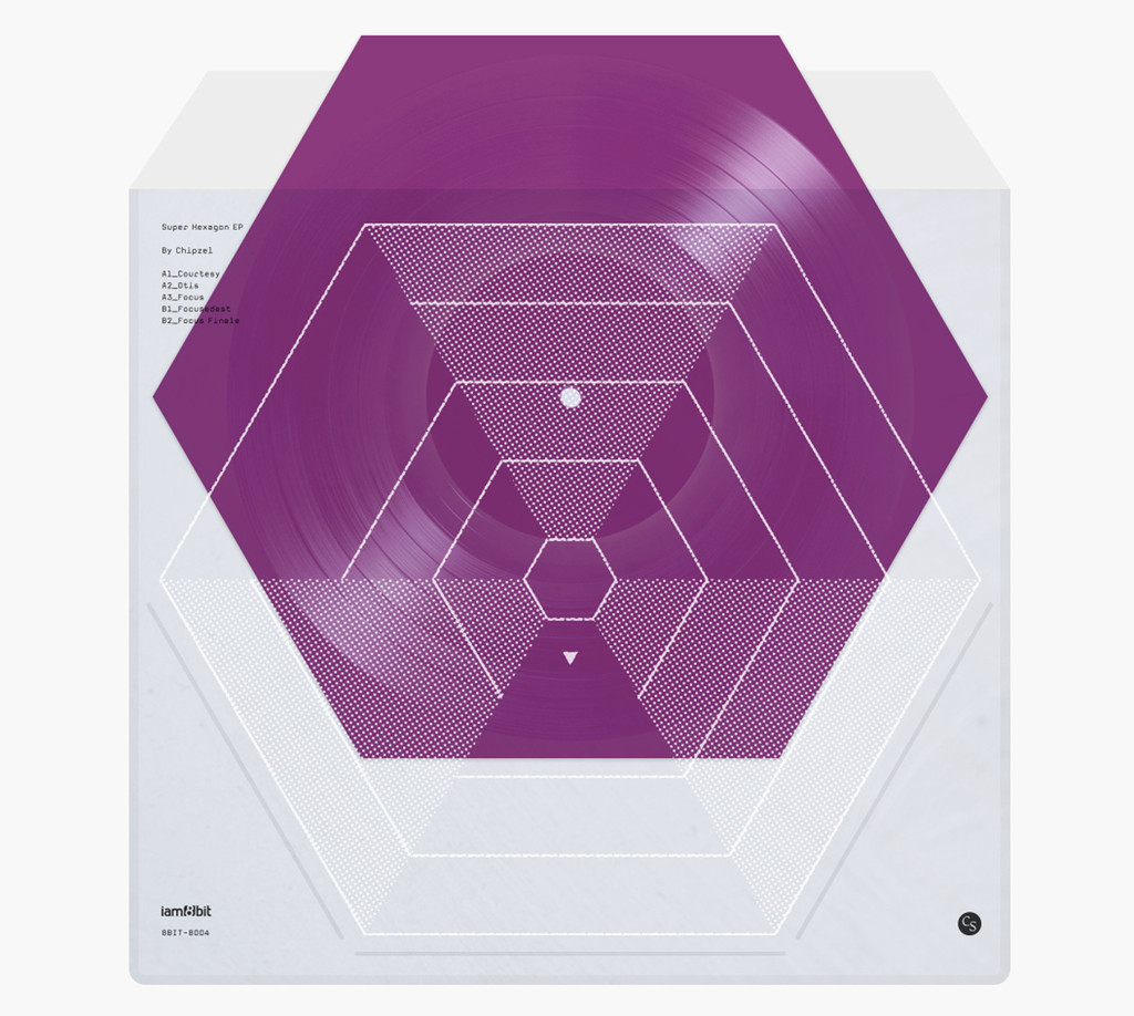 You Can Pre Order This Hexagonal Colored Vinyl Super
