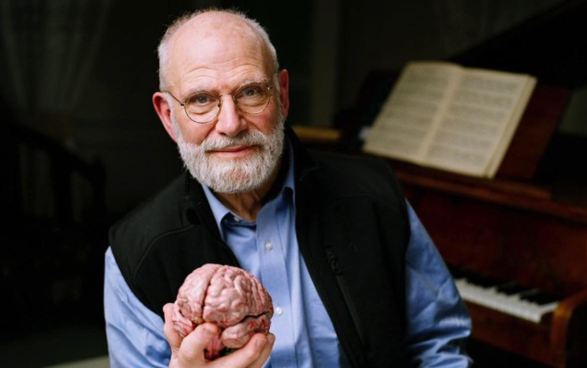 Oliver sacks neurologist and author dies at 82 boing boing for Xeni jardin 2015