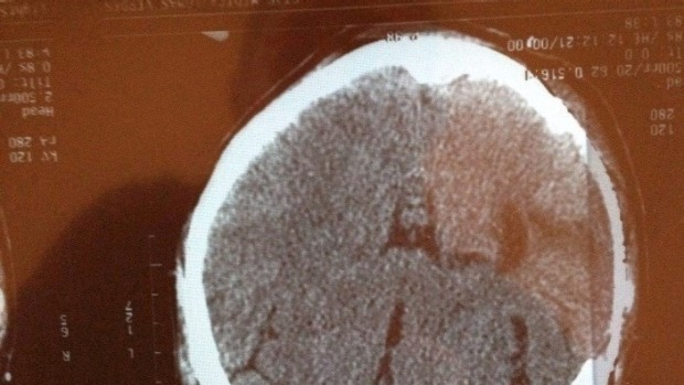Jesus spotted in a brain scan but the patient 39 s doctor for Xeni jardin husband