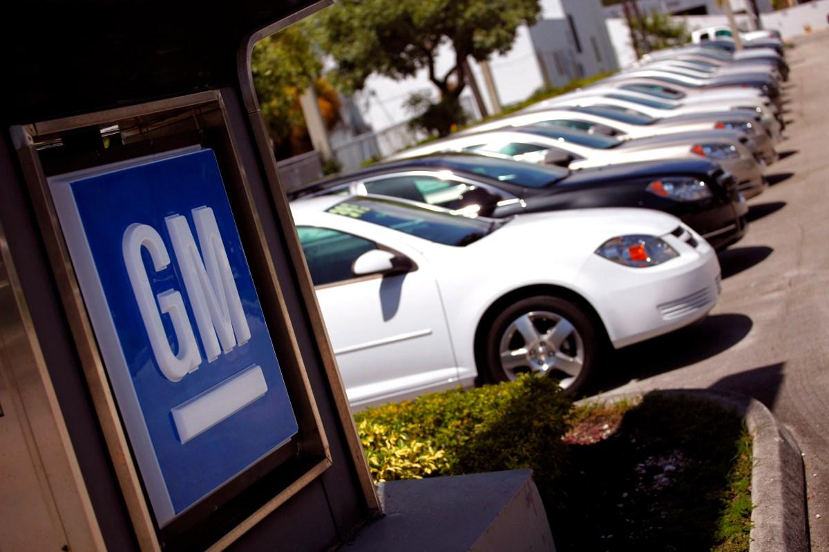 General Motors recalls 1.4 million older cars over engine ...
