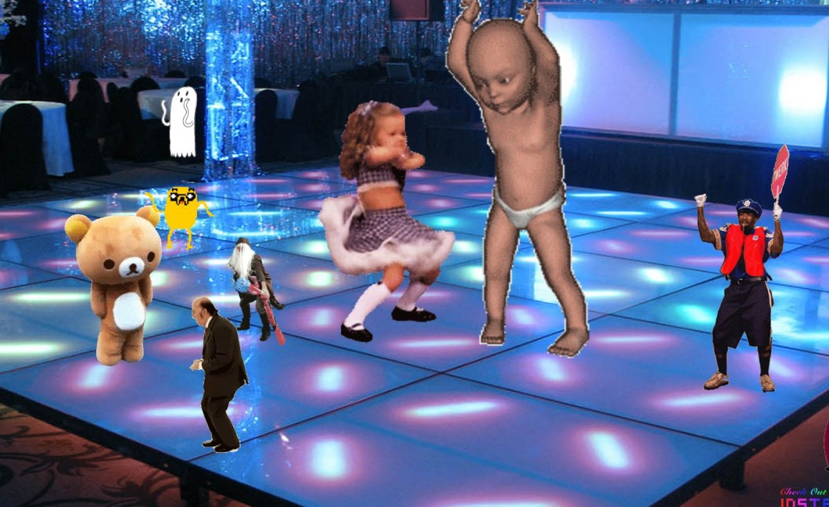 Gif Dance Party Lets You Get Down With All Your Favorite