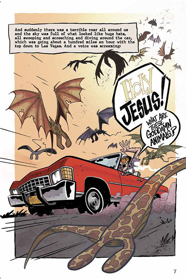 And loathing epub download fear