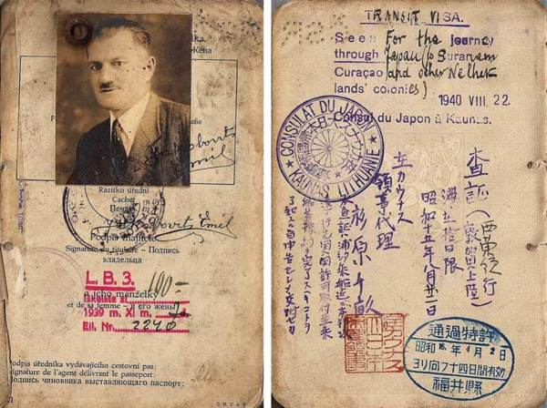 The Politics Of Prejudice How Passports Rubber Stamp Our