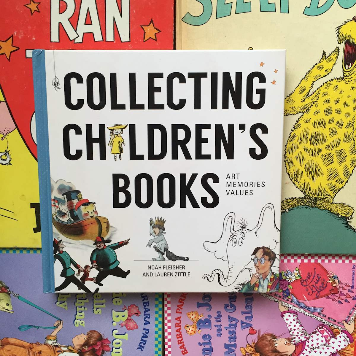K Byooks: Collecting Children's Books