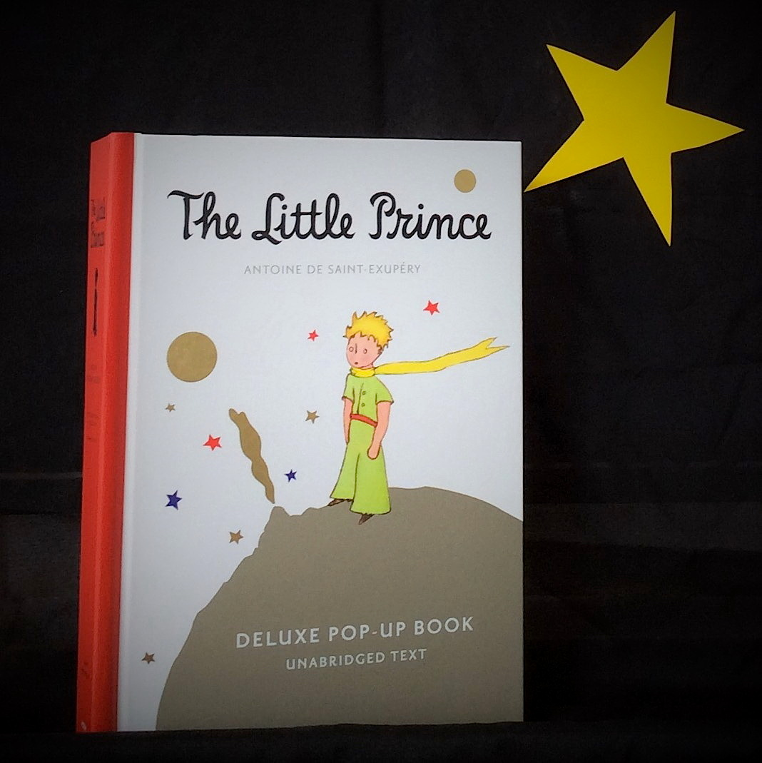 There S A New Version Of The Little Prince Pop Up Book