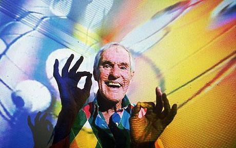 Resultado de imagem para Timothy Leary