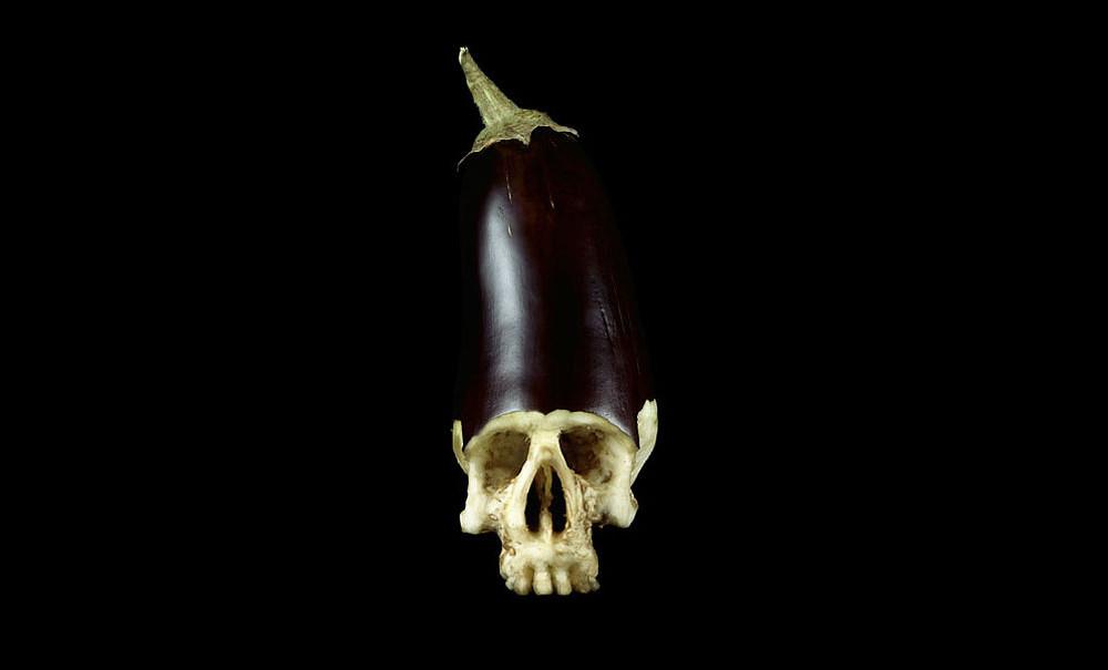 Skulls Carved From Vegetable Matter Boing Boing