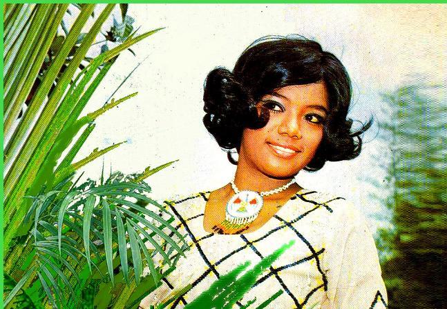 Malaysian Pop Yeh Yeh diva Zaleha Hamid