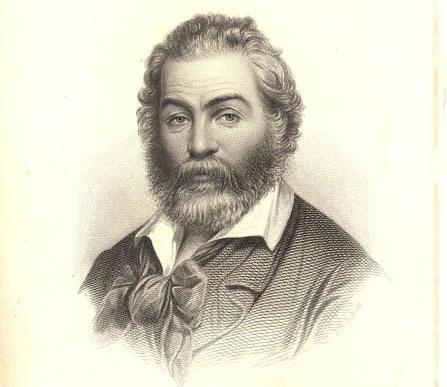 Walt Whitman, 1859