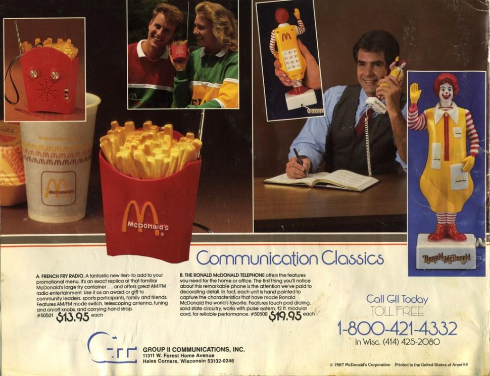 5da3483bfda McDonald s - The Smile Makers 88 - Employee Fashion Catalog Page 001  Jason  Liebig Flickr