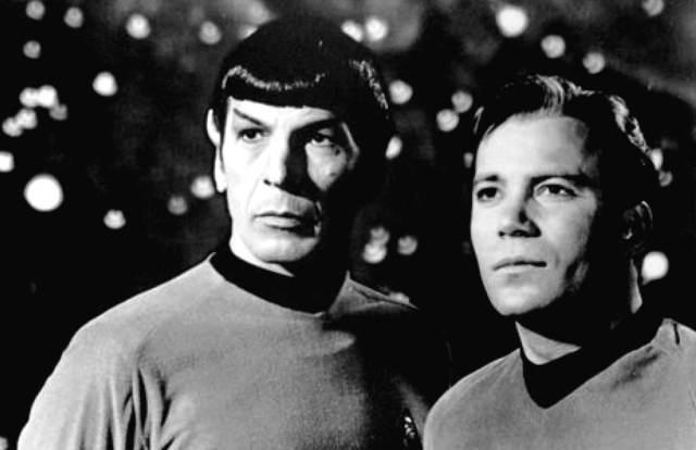 """Roddenberry's Star Trek was """"above all, a critique of Robert Heinlein"""""""