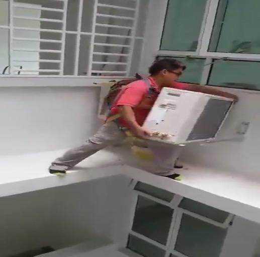 Companies New Air Conditioner Unit