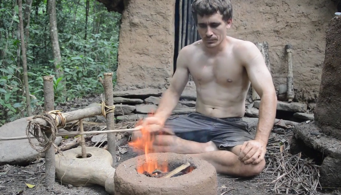 """Primitive Technology"" enters the Iron Age!"