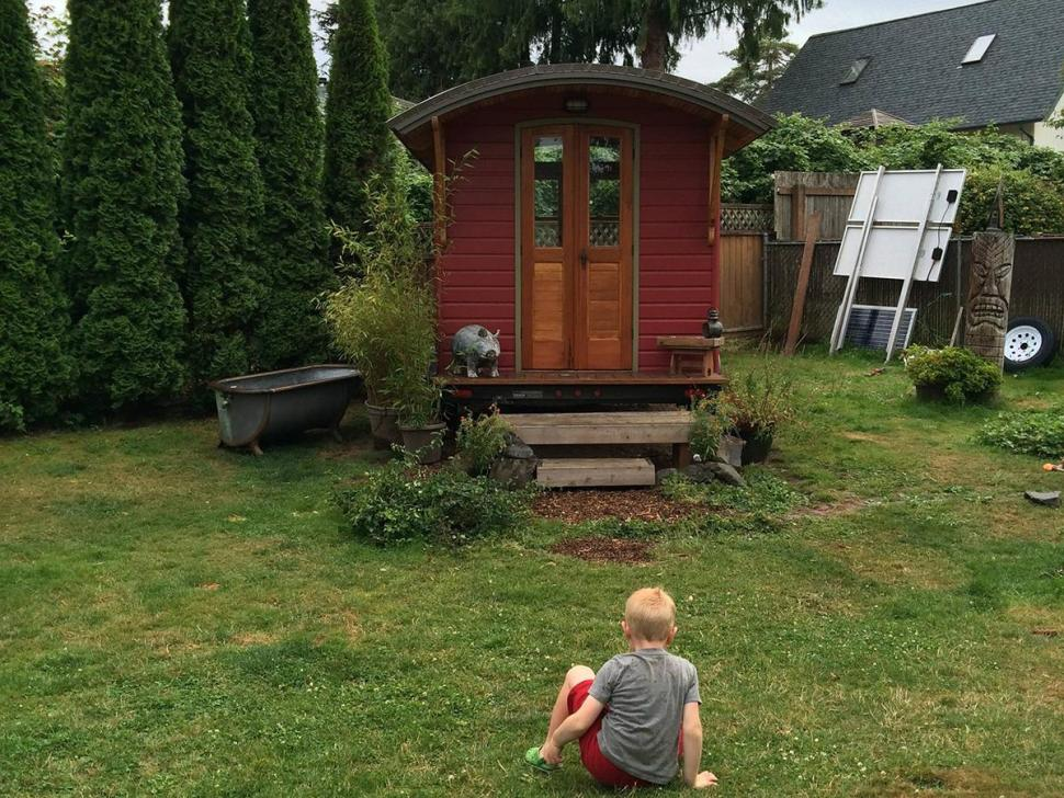 Images:  PAD Tiny Houses