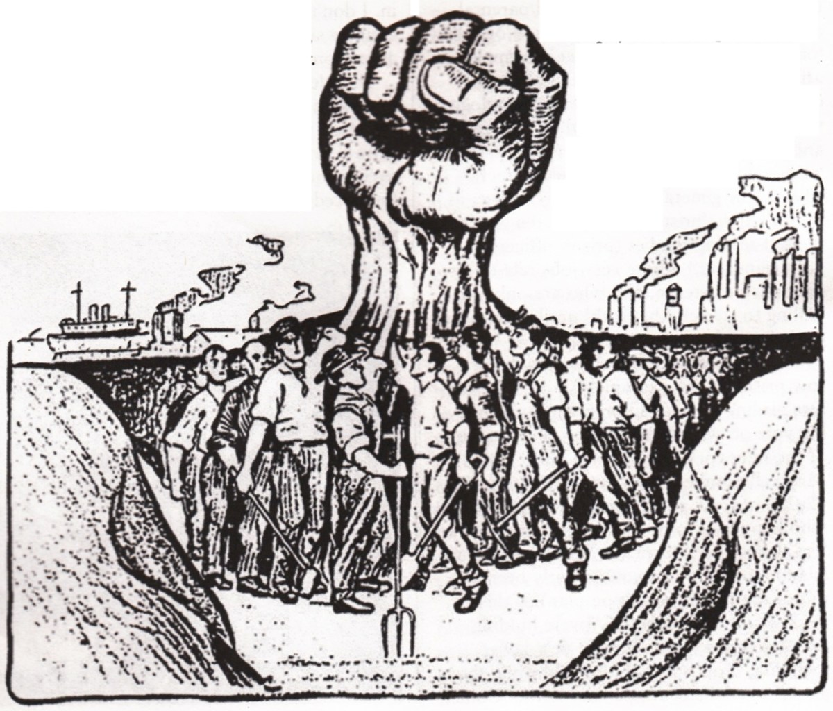 If Blue Collar Workers Want Better Jobs They Need Unions