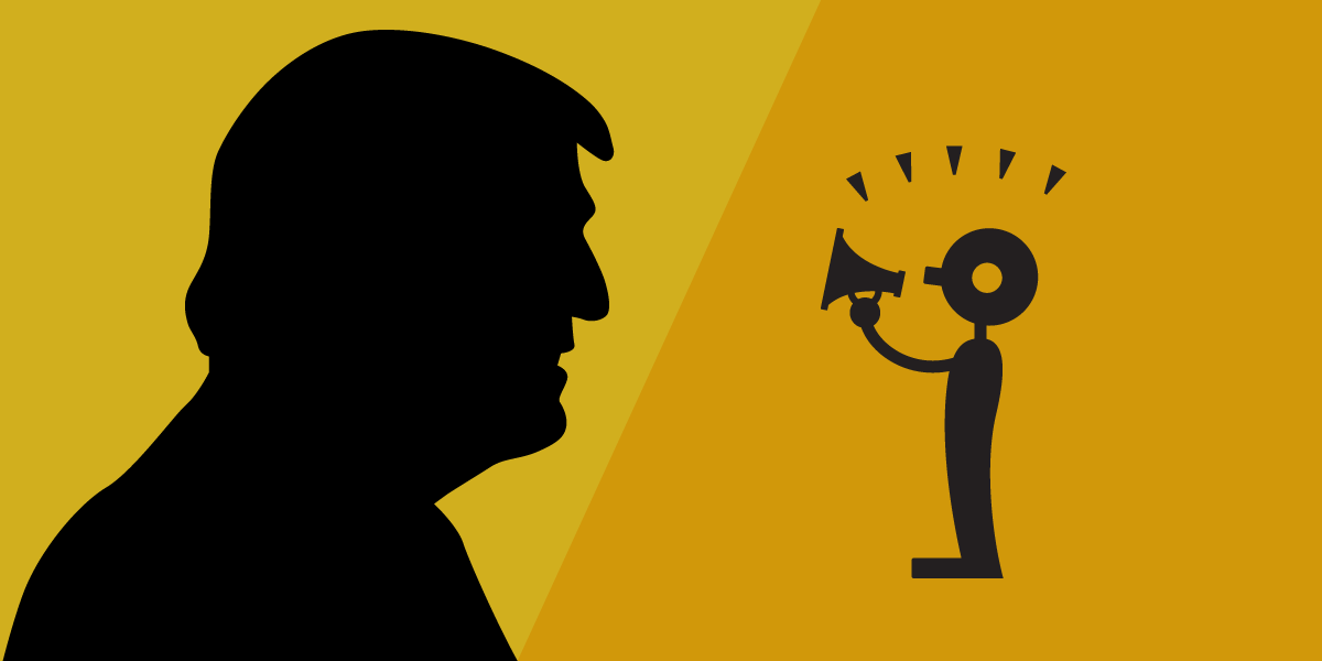Trump's policies on net neutrality, free speech, press freedom, surveillance, encryption and cybersecurity