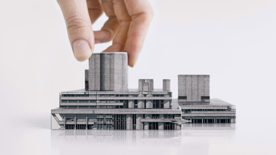 A book about London's gorgeous, brutalist architecture