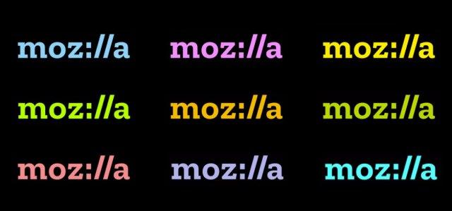 Mozilla rebrands