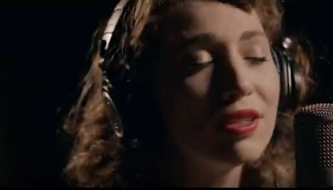 "Regina Spektor's stunning cover of The Beatles' ""While My Guitar Gently Weeps"""