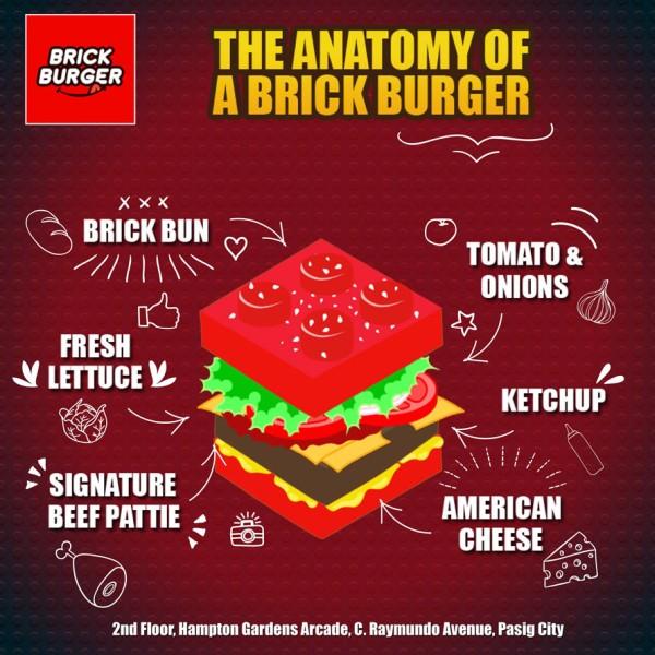 "Philippines burger joint ""Brick Burgers"" uses Lego-shaped buns ..."