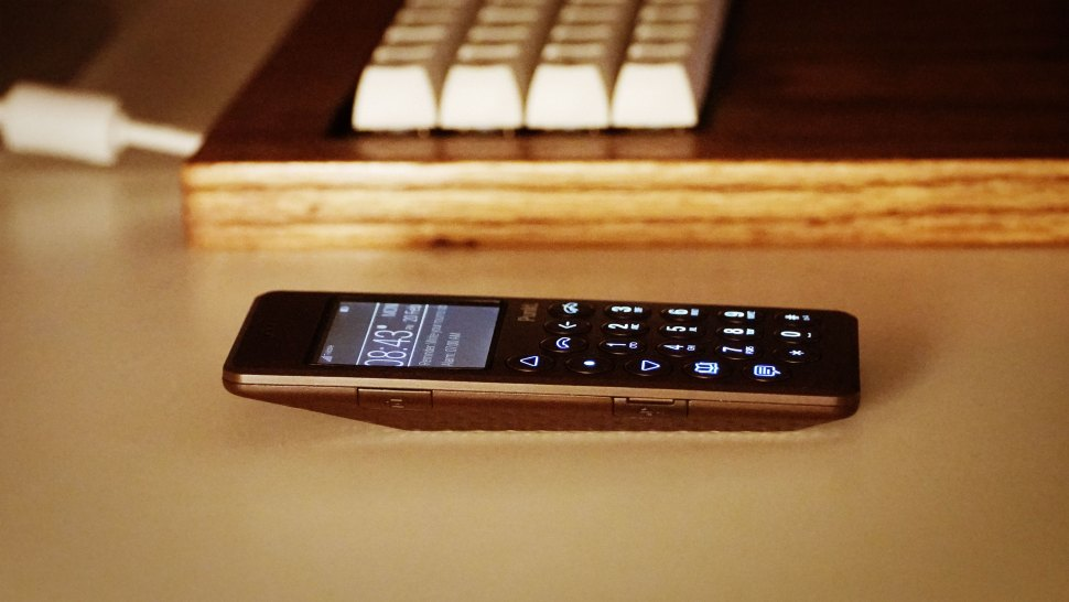 Review Punkt S Mp01 Is The Ultimate Minimalist Dumbphone