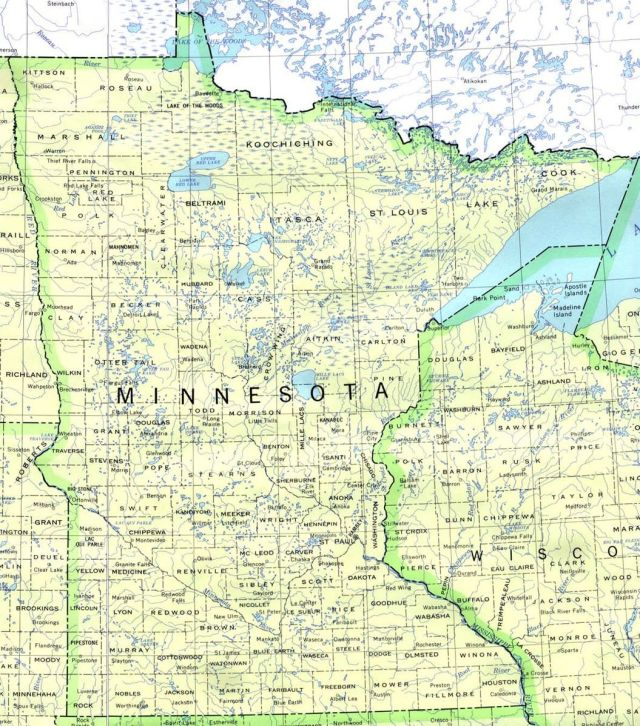 The Minnesotan left-wing economic miracle continues, while neighboring Republican states slowly collapse