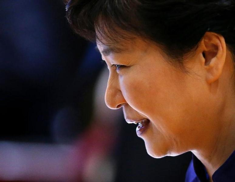 S. Korea court to rule on President Park impeachment Friday