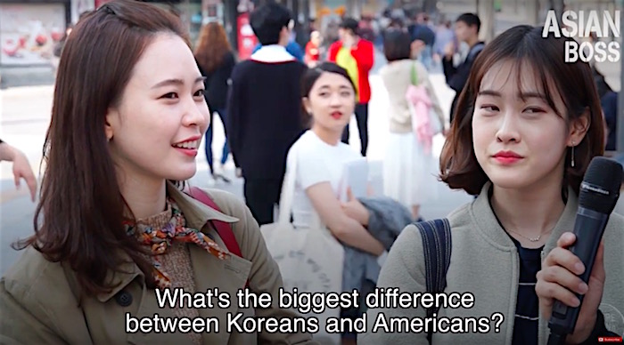 What do South Koreans really think of America? / Boing Boing