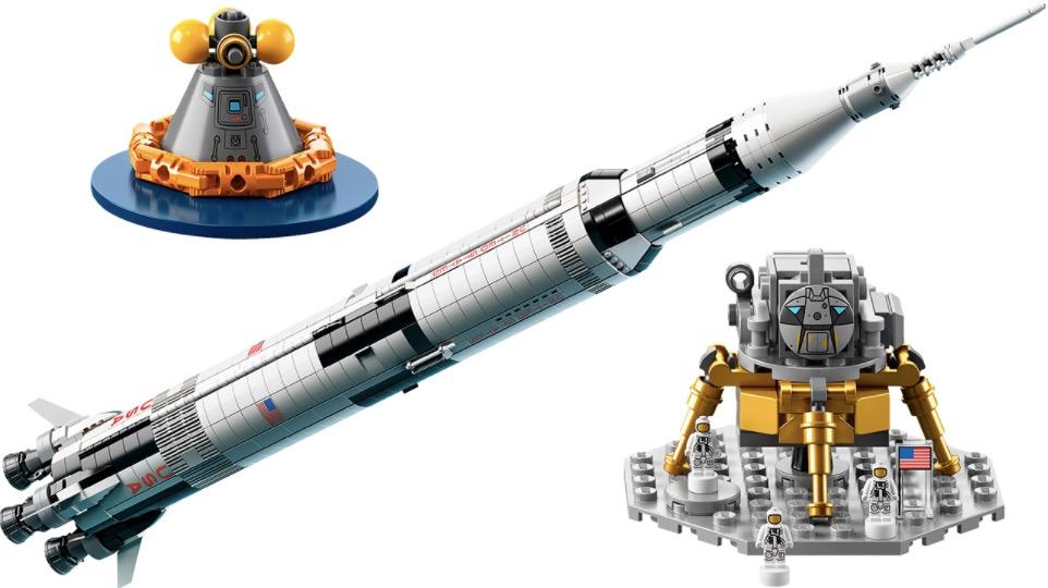 apollo space lego - photo #14