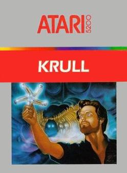 Krull for the Atari 2600