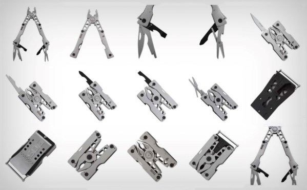 A multitool that's also a belt-buckle