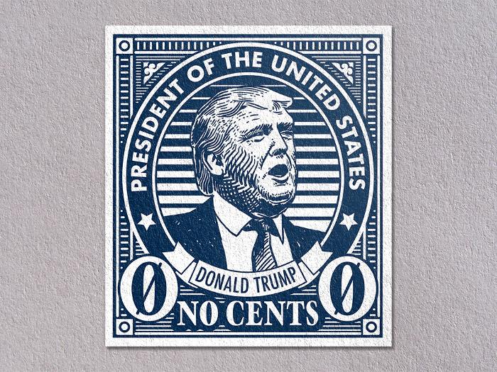 a no sense trump