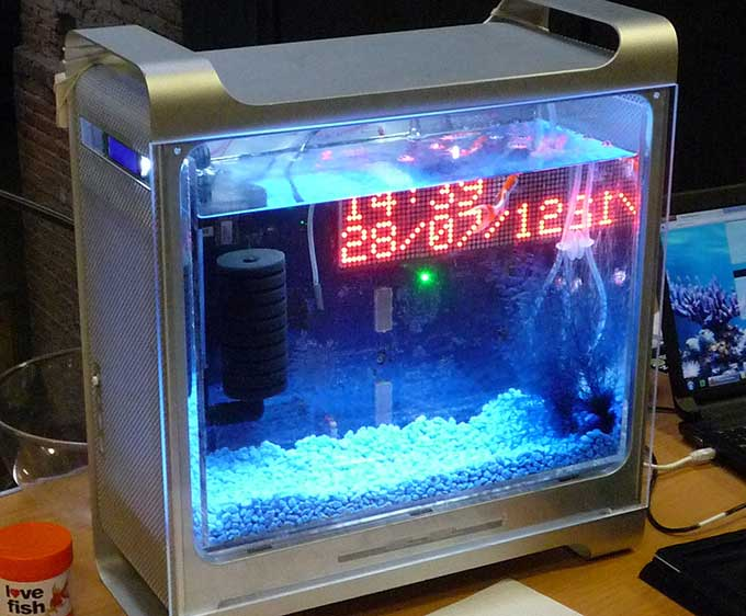 Hackers Compromised Smart Fish Tank At Casino Boing Boing