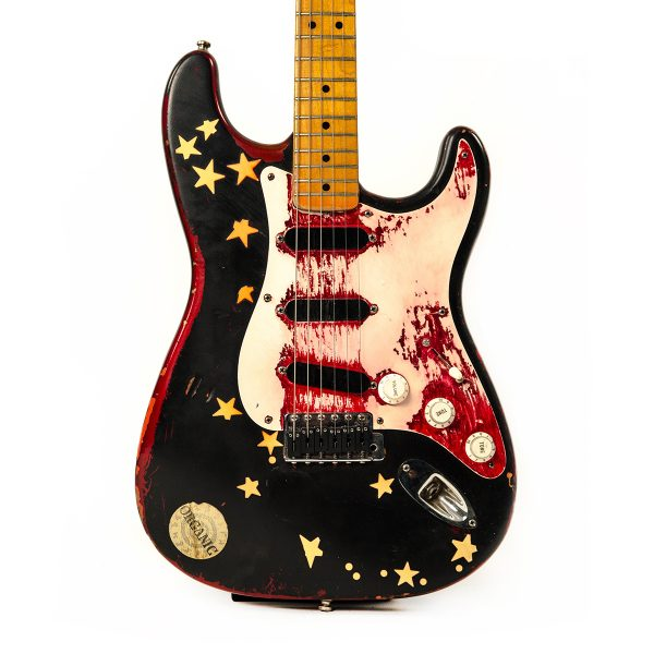 Billy Corgan's Stratocaster