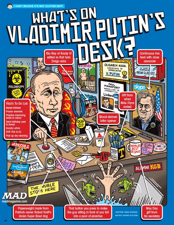 Not uncle vladimir is the winner - 2 7