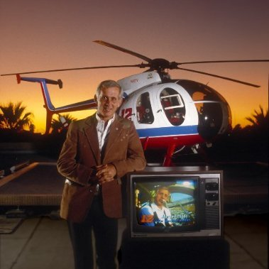 Meet Jerry Foster, colorful pilot who brought helicopters to