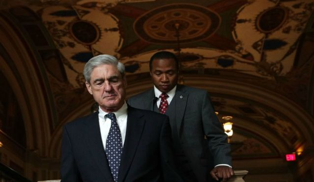 Mueller's report will not be delivered next week, says senior DoJ official.